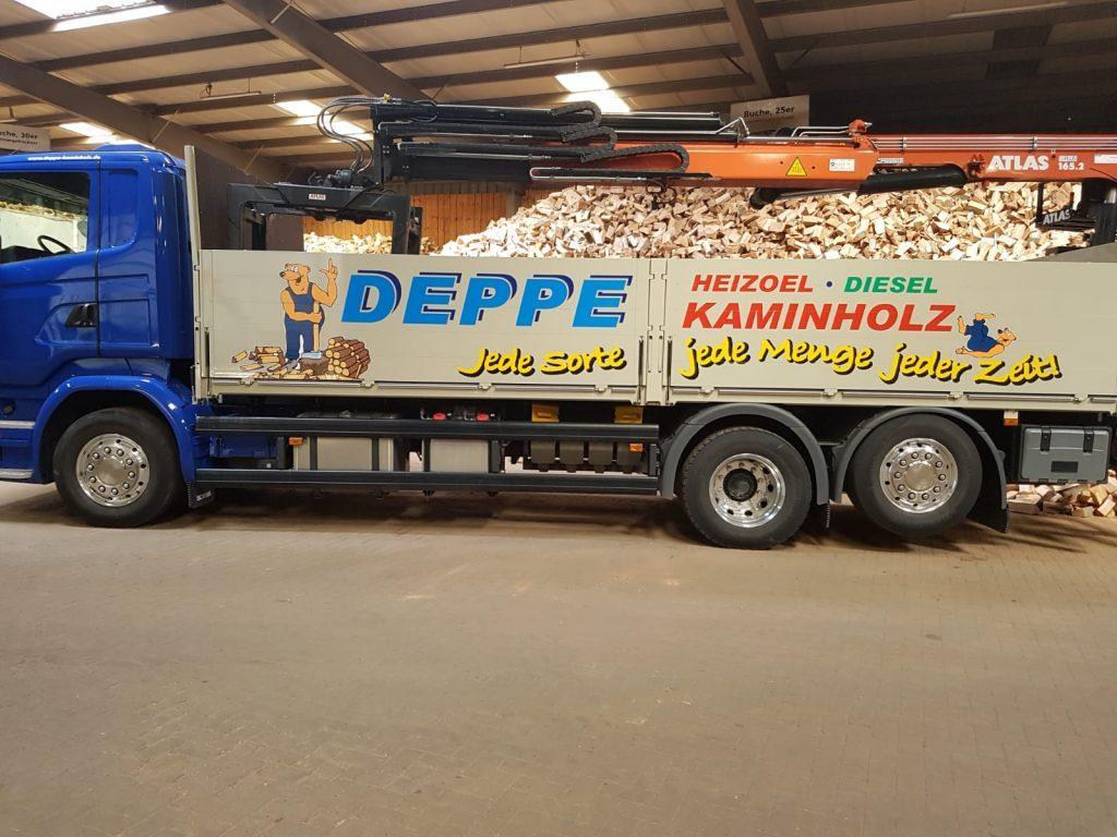 Kaminholz Deppe